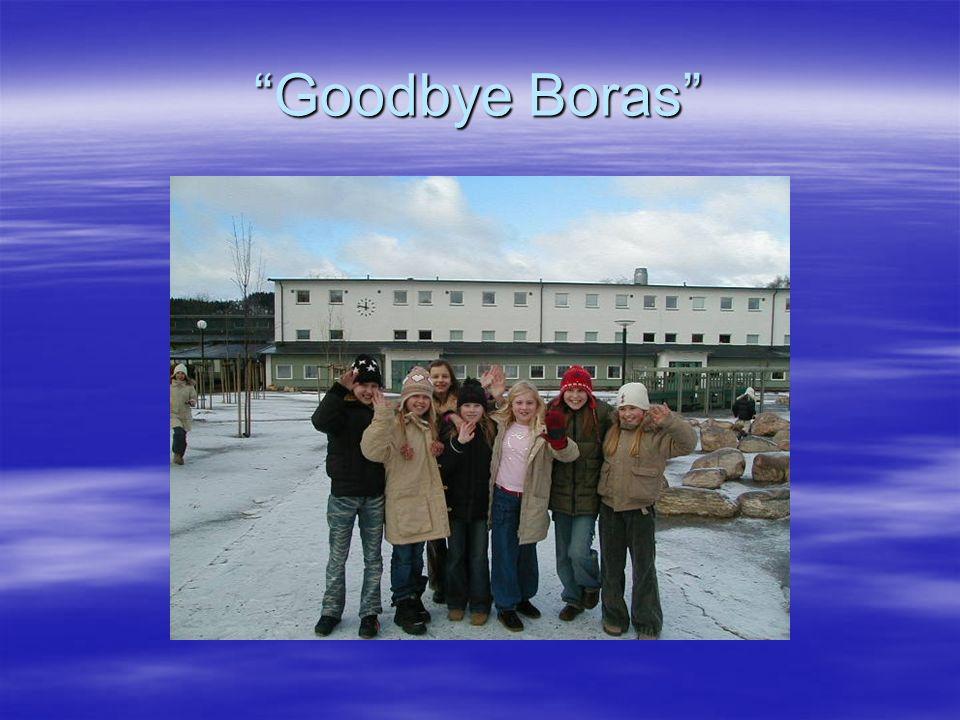 Goodbye Boras