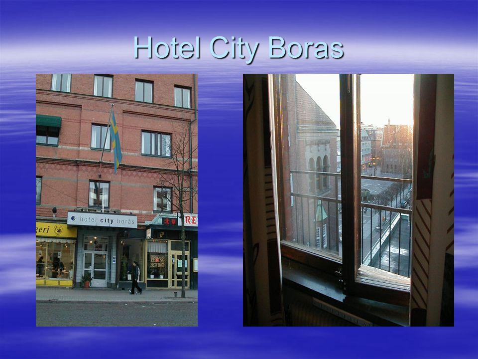 Hotel City Boras
