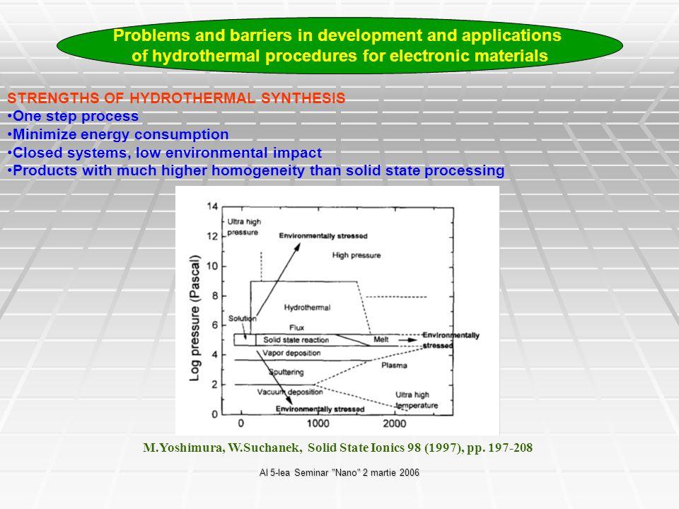 Al 5-lea Seminar Nano 2 martie 2006 Future prospects