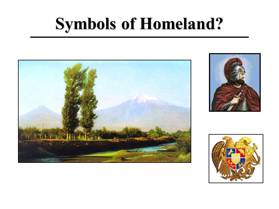 Symbols of Homeland