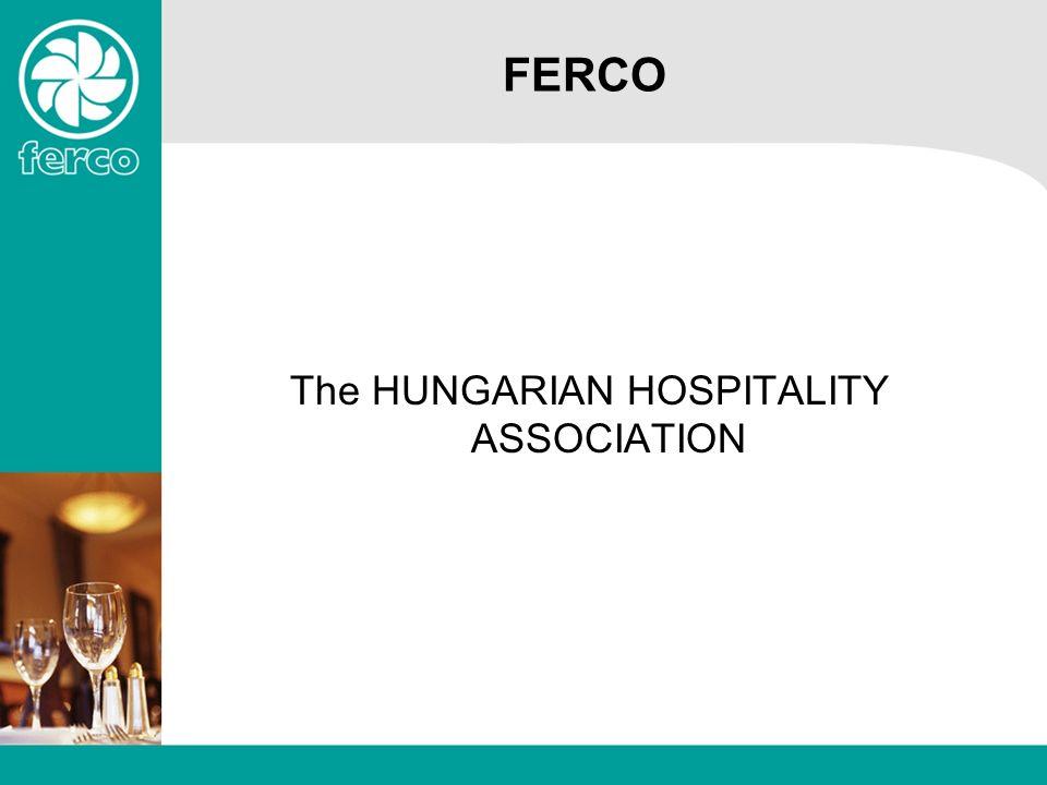 FERCO The HUNGARIAN HOSPITALITY ASSOCIATION