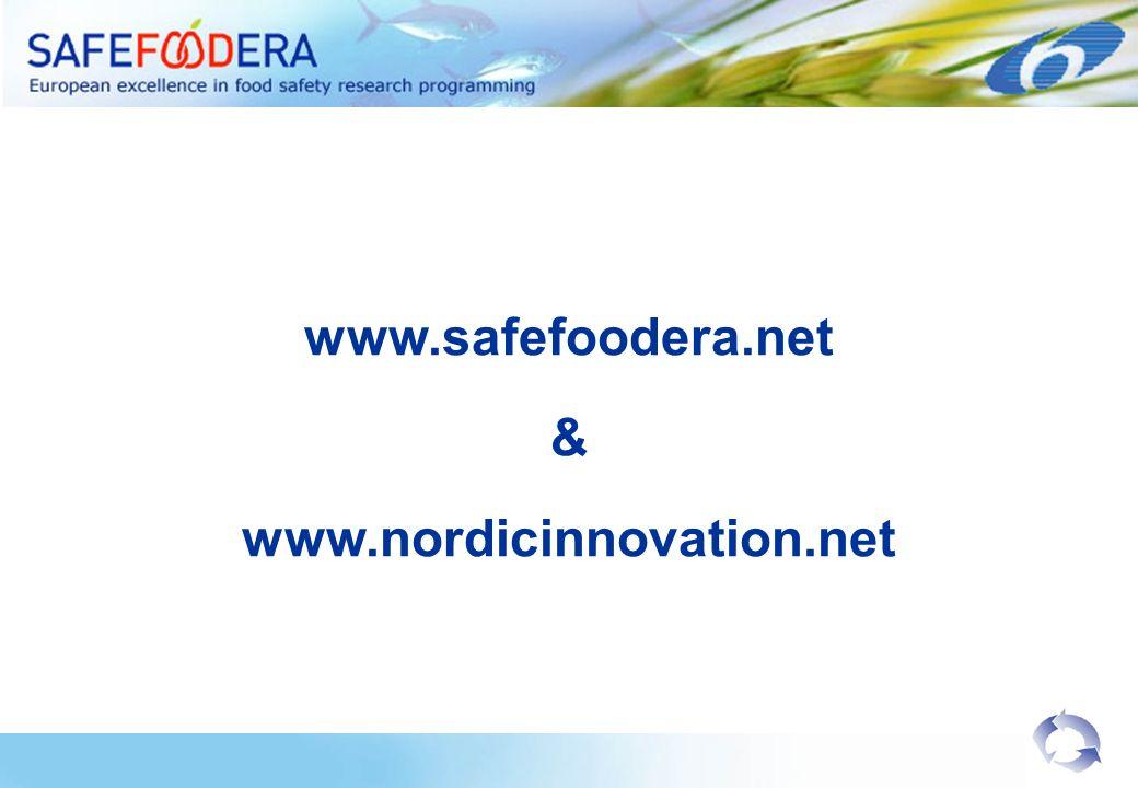 www.safefoodera.net & www.nordicinnovation.net