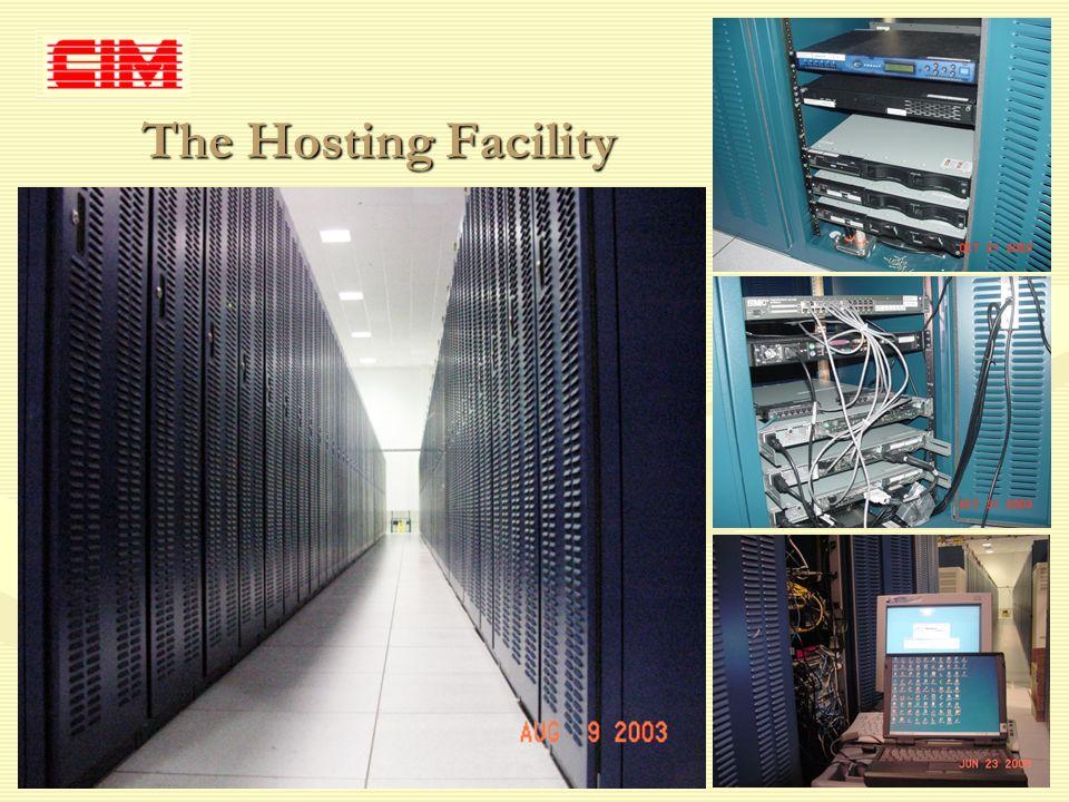 The Hosting Facility