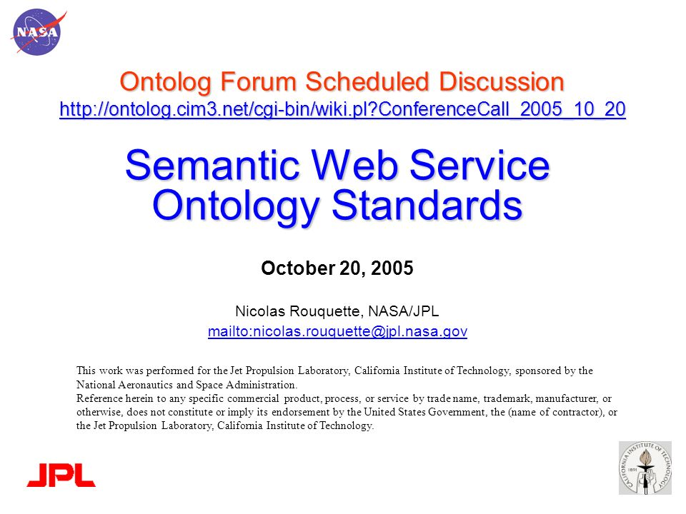 Oct 20, 20052 Web Services: Practical yet.