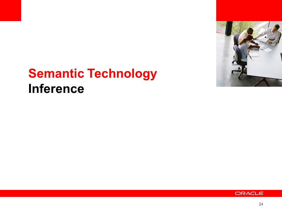 24 Semantic Technology Inference