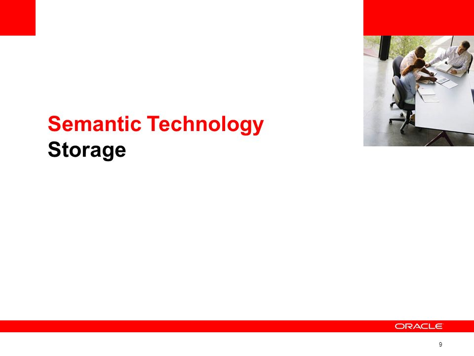 9 Semantic Technology Storage