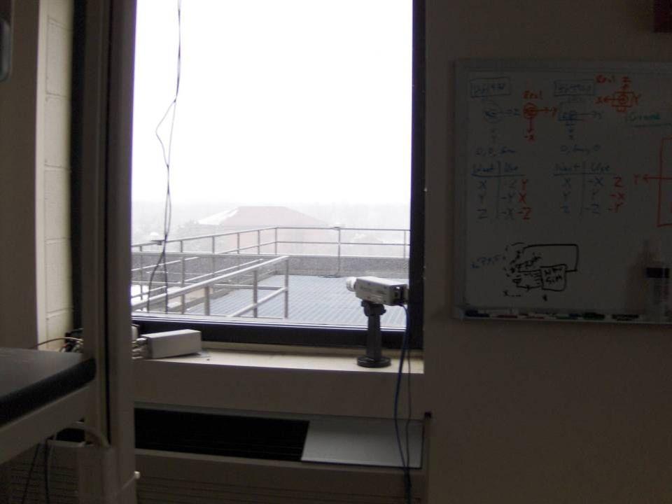 14 Skywarn storm spotter network triggered