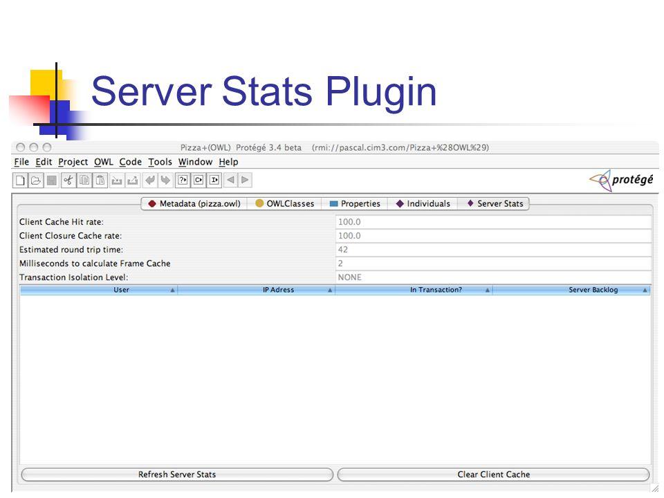 17 Server Stats Plugin