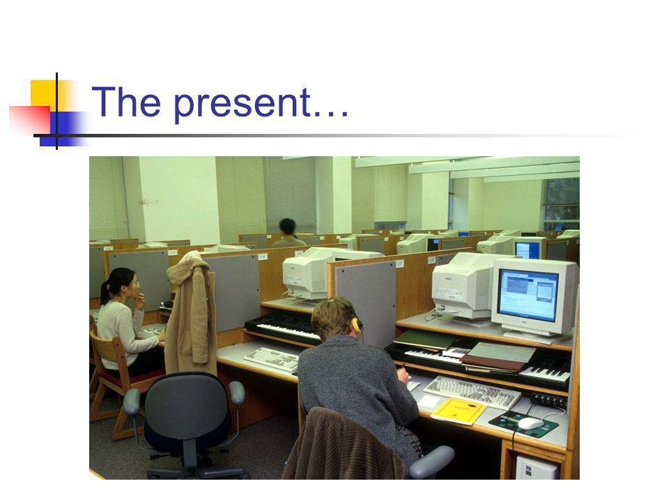 The present…