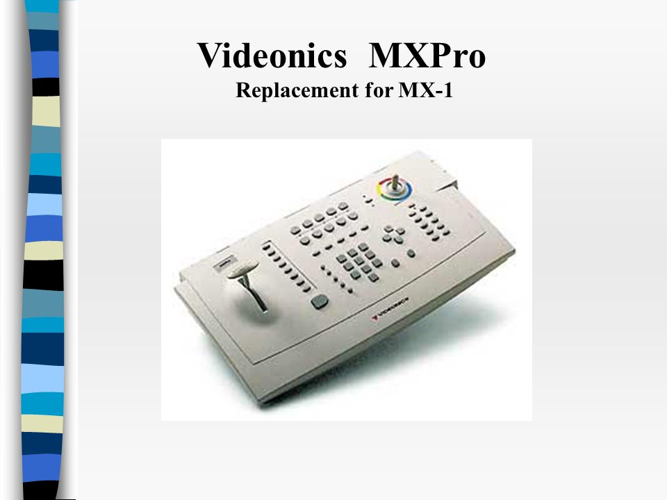 Videonics MXPro Replacement for MX-1
