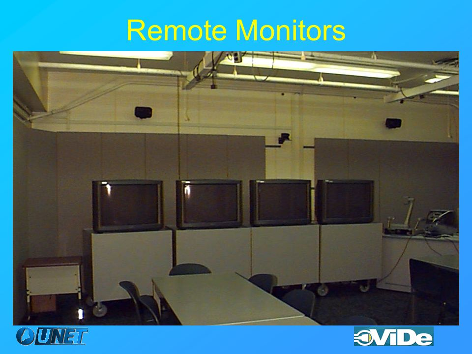 Remote Monitors