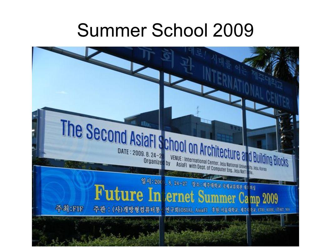 Summer School 2009