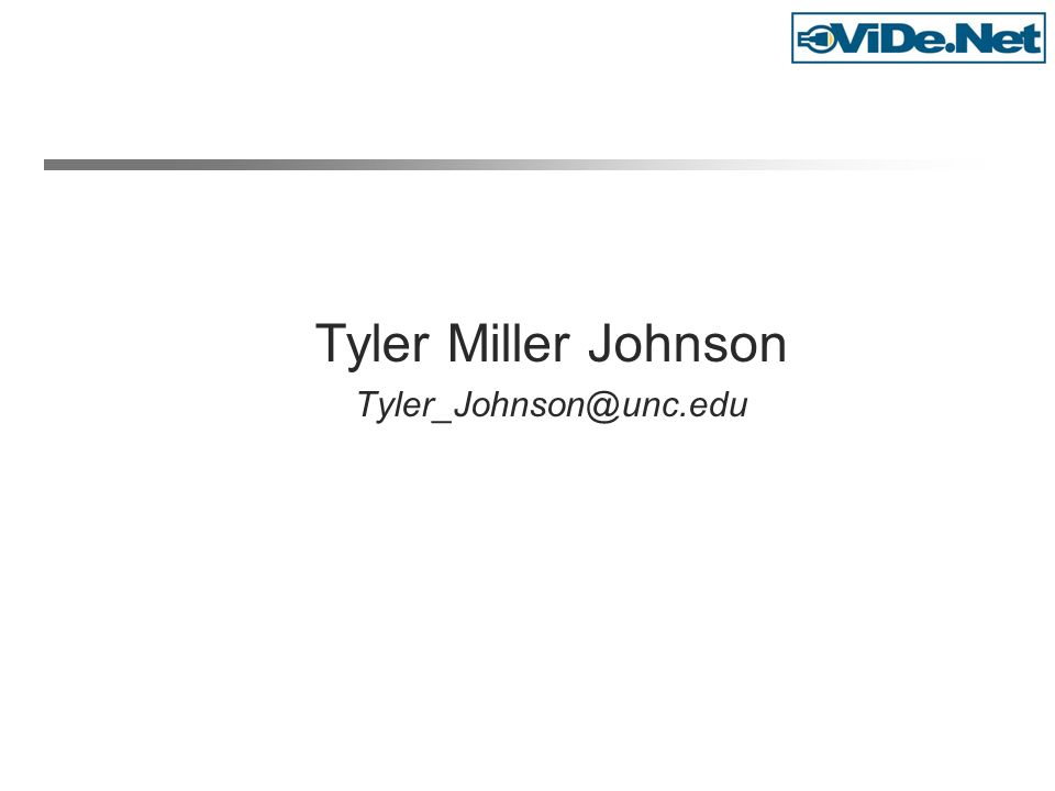 Tyler Miller Johnson