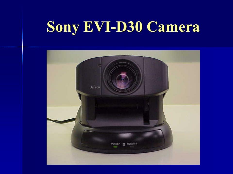 Sony EVI-D30 Camera