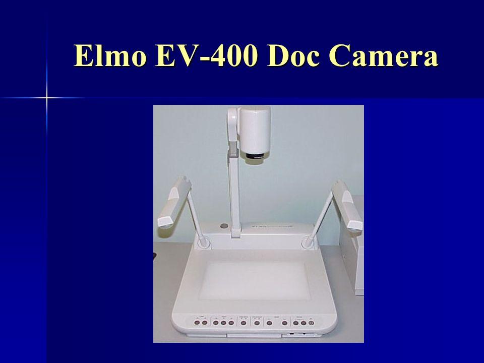 Elmo EV-400 Doc Camera