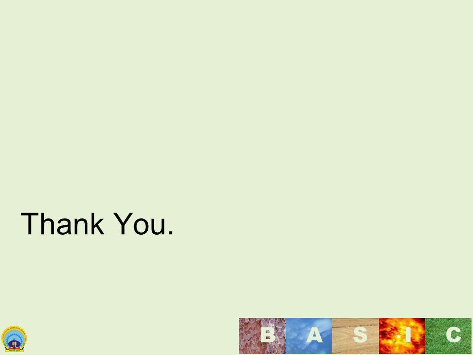 Maulana Azad National Institute of Technology, Bhopal, India BASI C Thank You.