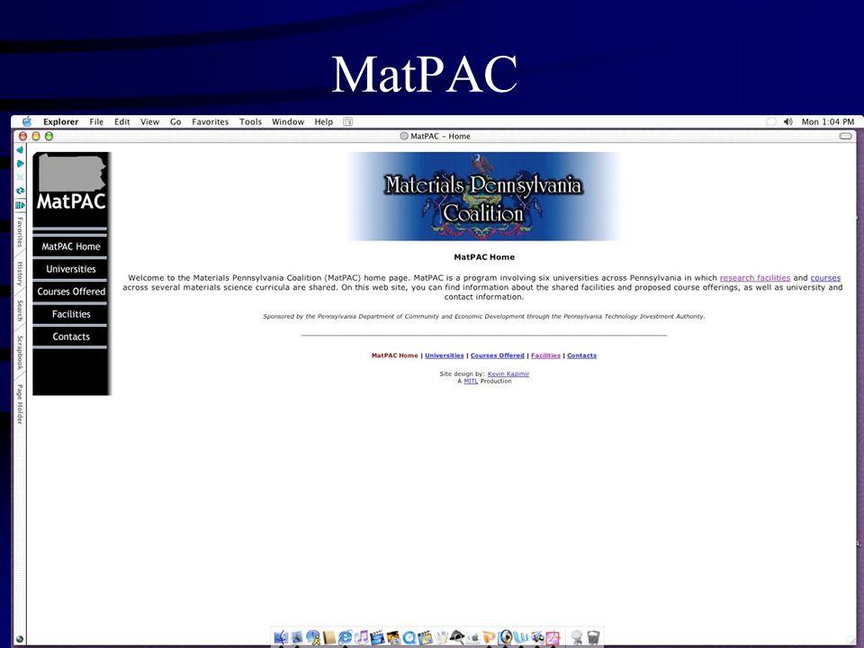4 MatPAC