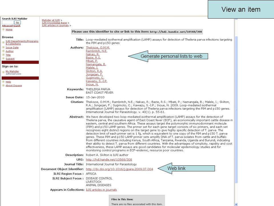 Citation Style – Book Homewood, K., Kristjanson, P., and P.
