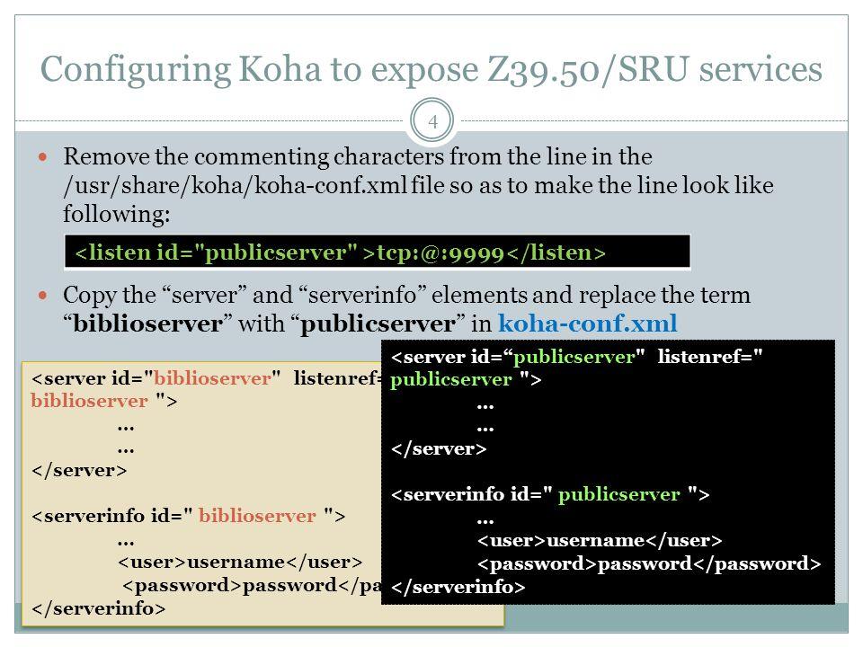 Adding database in MarcEdit Z39.50 client 5