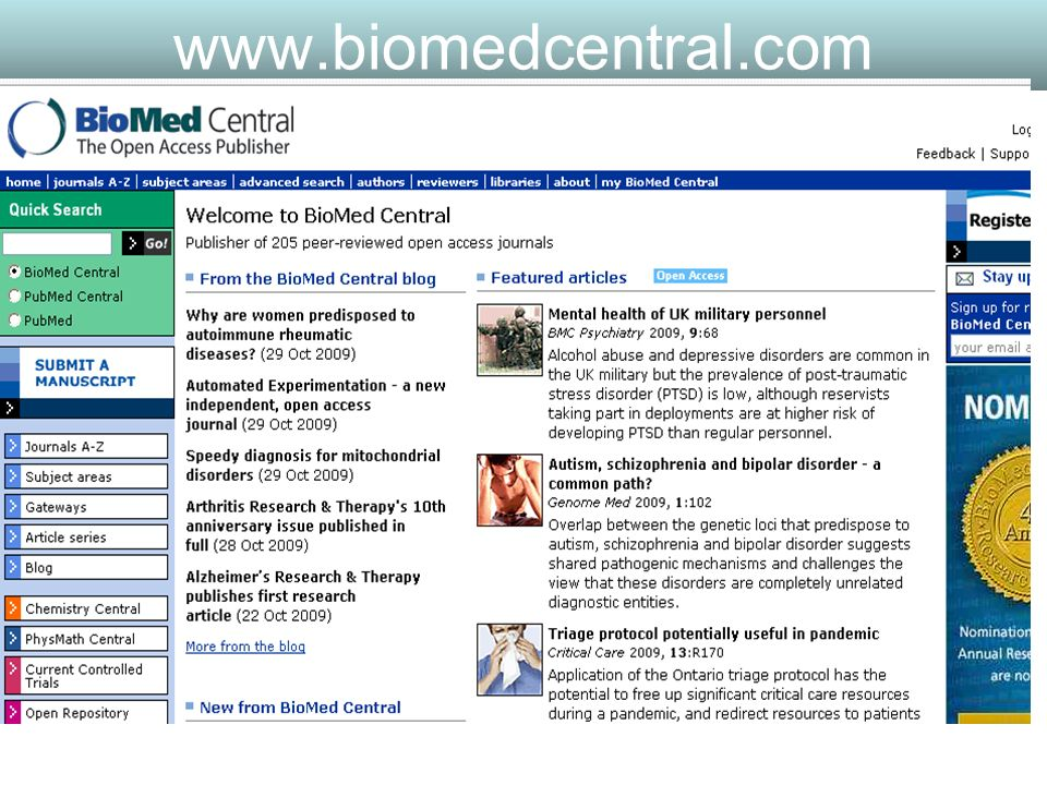 www.biomedcentral.com