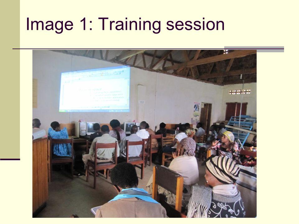 Image 1: Training session