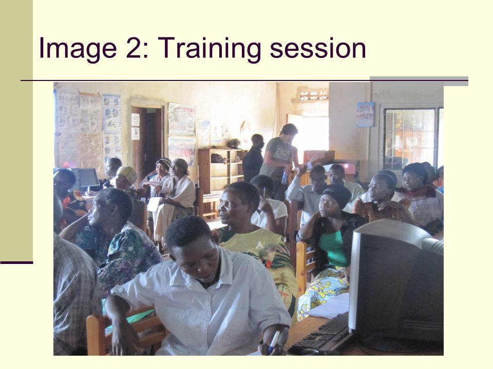 Image 2: Training session