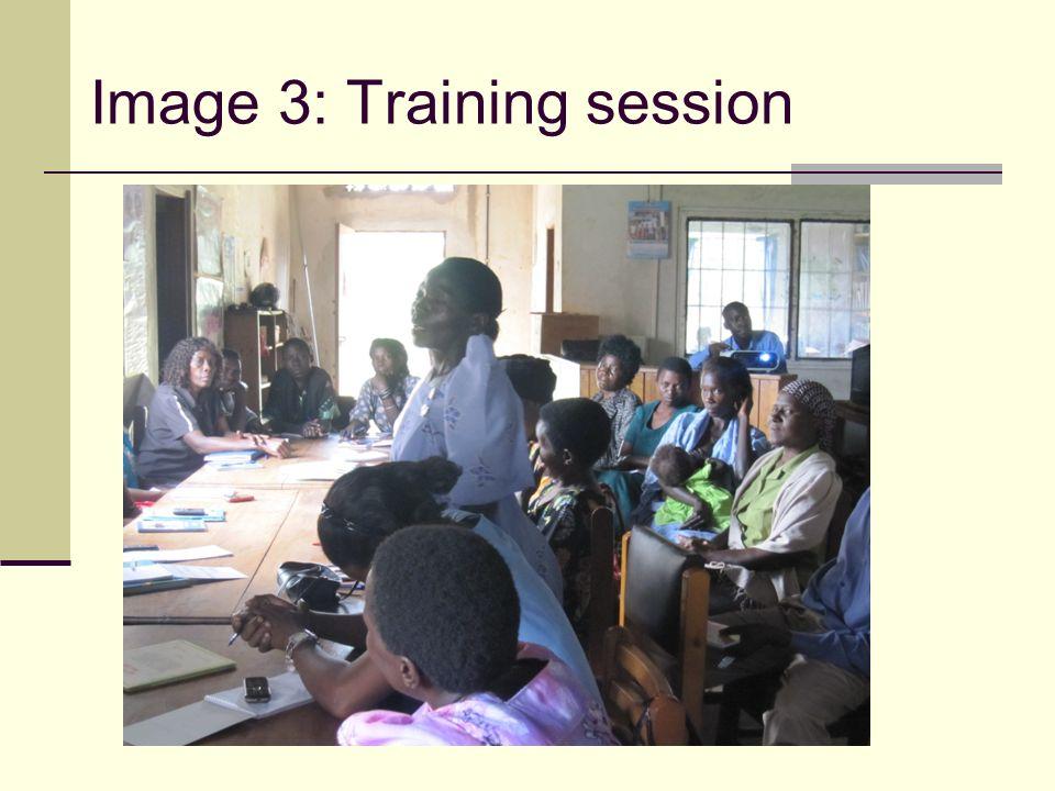 Image 3: Training session