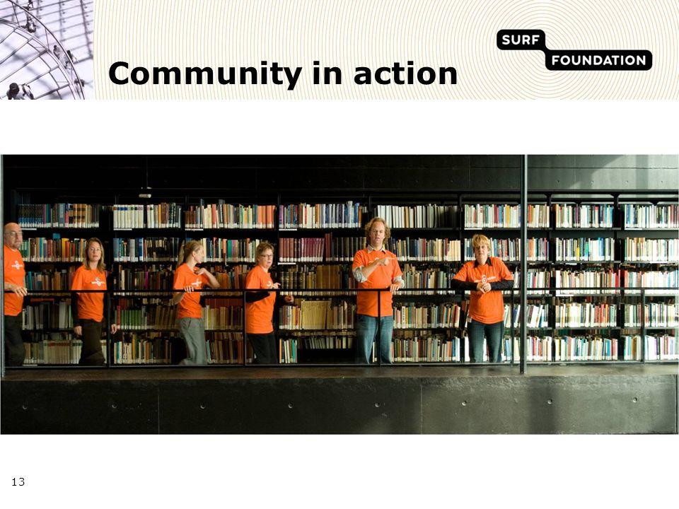 SPARC Europe http://www.openaccessweek.org/ 12