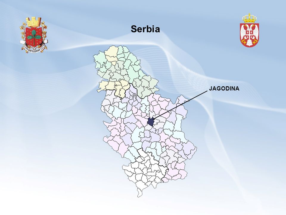 Serbia JAGODINA
