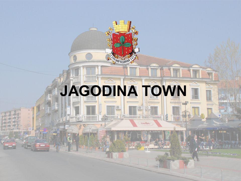 JAGODINA TOWN
