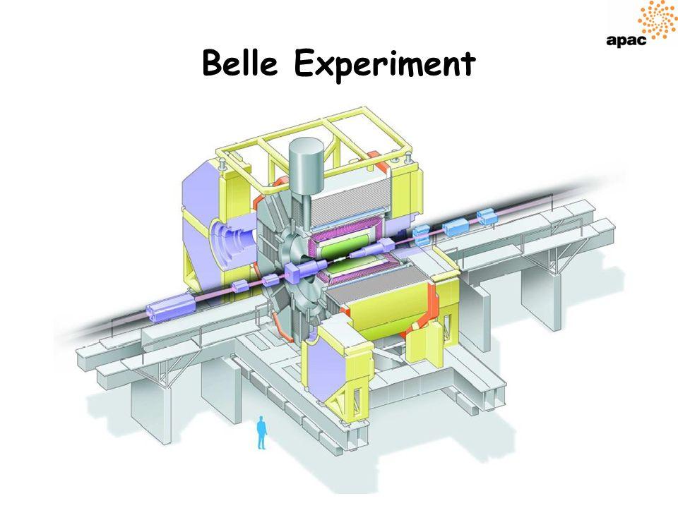 Belle Experiment