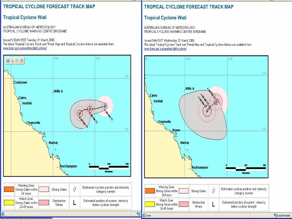 Tropical Cyclone Wati