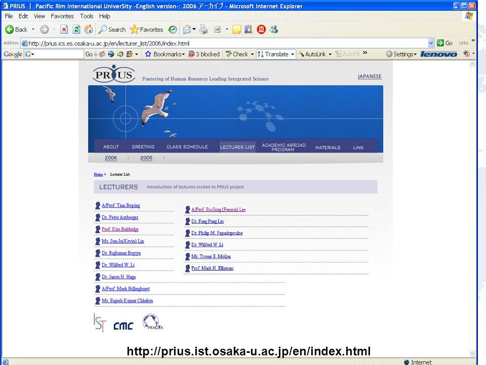 http://prius.ist.osaka-u.ac.jp/en/index.html