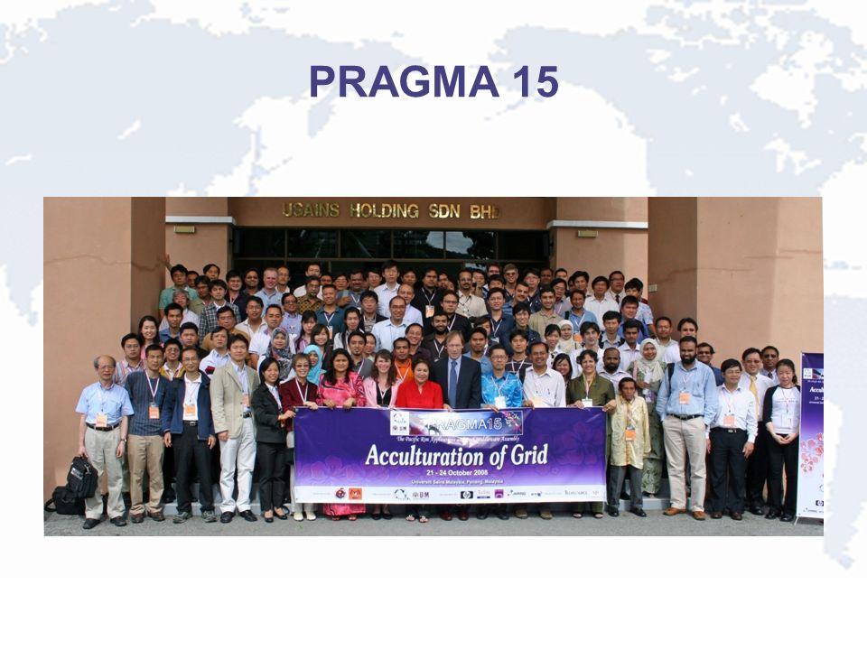 PRAGMA 15
