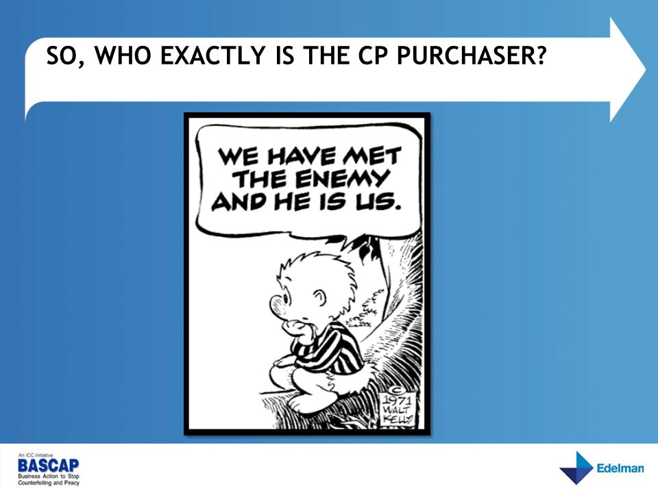 SO, WHO EXACTLY IS THE CP PURCHASER?