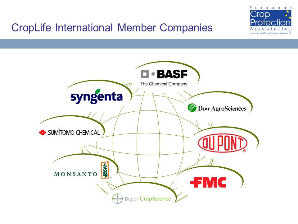 CropLife International Member Companies