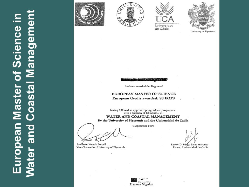 Recognition of qualifications from joint programmes Conclusion And last but not least as the development of joint (degree) programmes has increased around the world, the implementation of a legal framework has become essential in order to have clear rules or guidelines on the setting of joint programmes Other points …