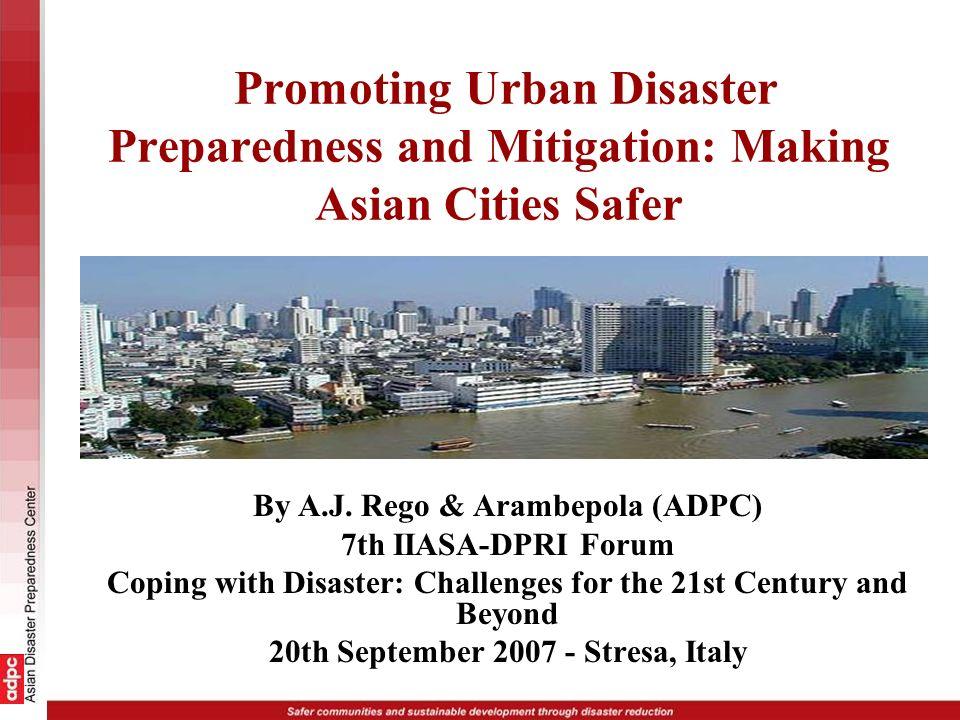 Cyclones/Typhoon Exposure in Asia Exposure (People/year) > 100 000 10 000 - 100 000 1 000 - 10 000 100 - 1 000 10 - 100