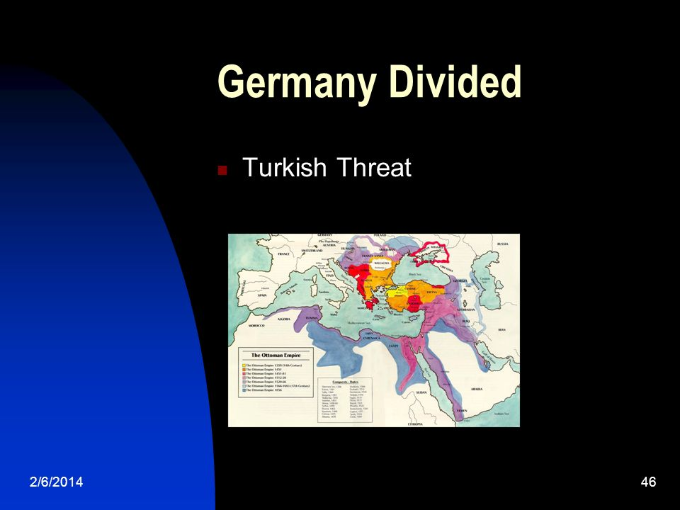2/6/ Germany Divided Turkish Threat