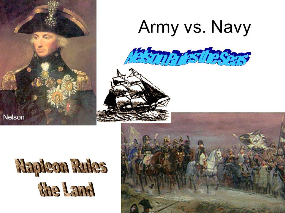 Army vs. Navy Nelson