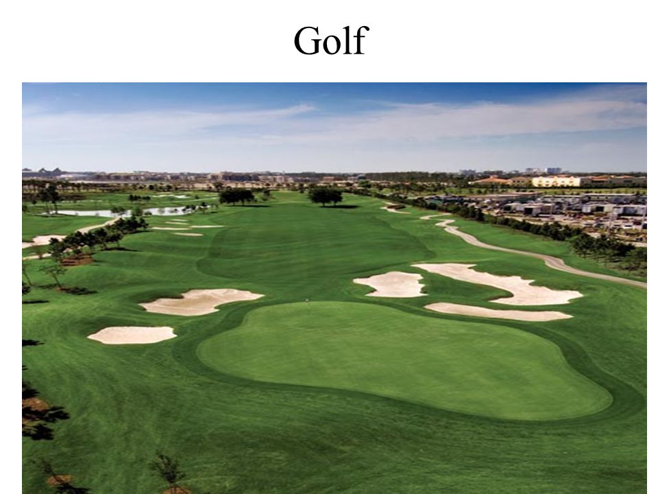2 Simple Golf Rules 1.If you swing and miss it does not count as a stroke.
