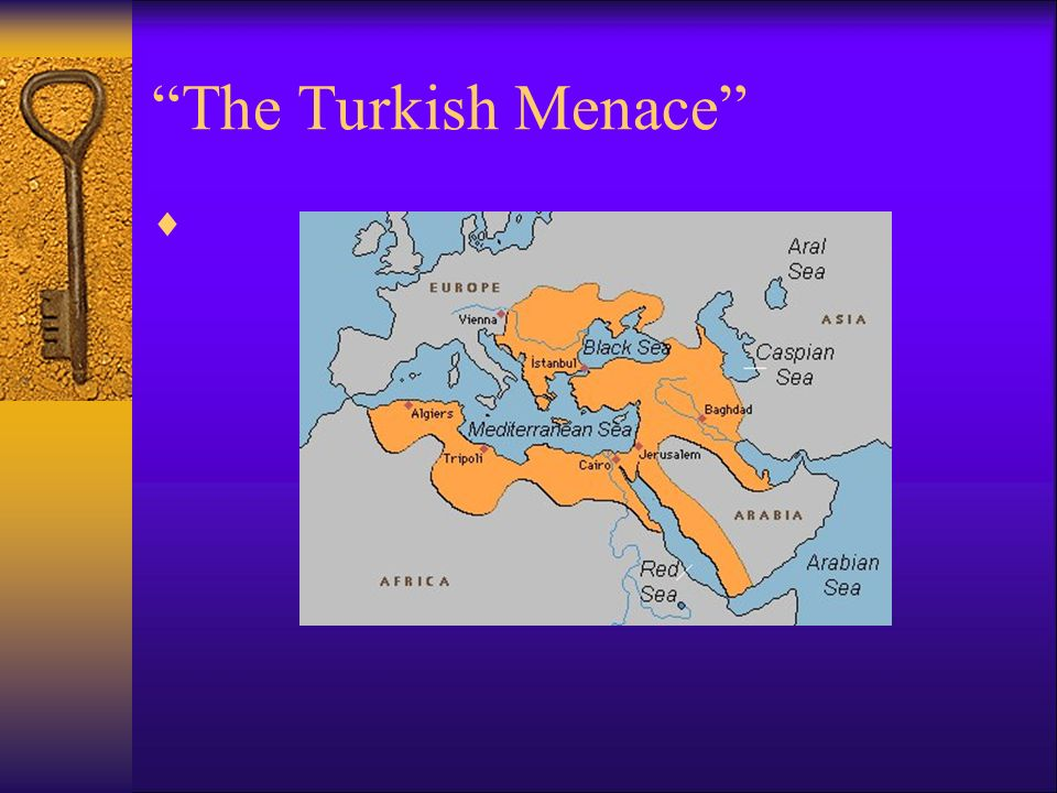 The Turkish Menace