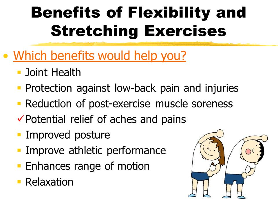 What Determines Flexibility #1 JOINT - Structure A joint is where two bones come together.