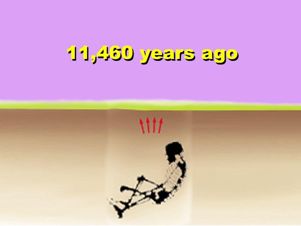 5730 years ago