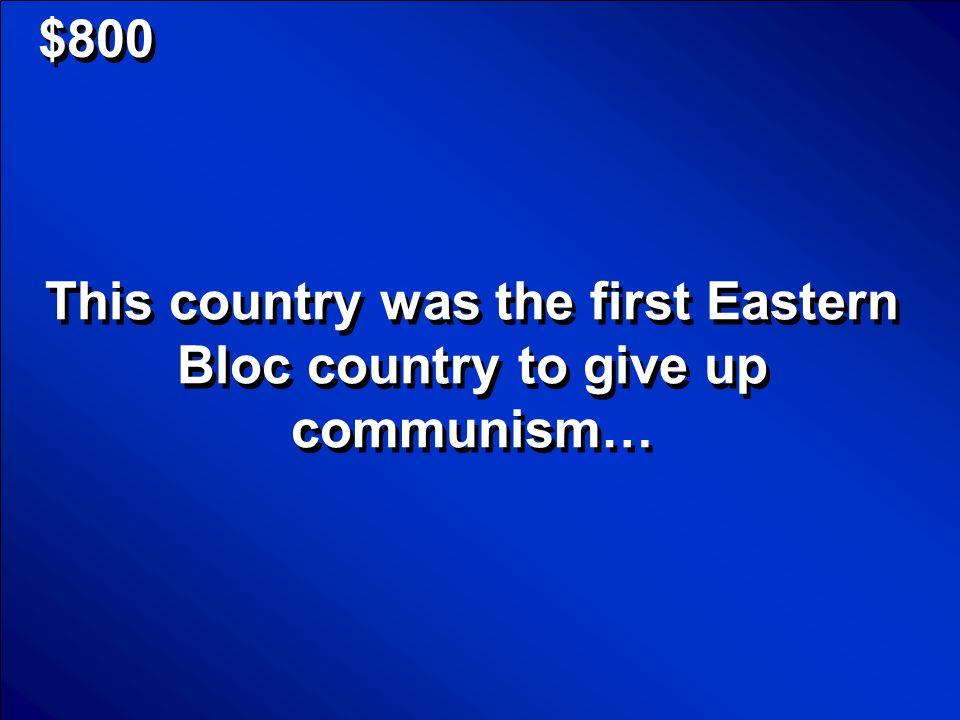 © Mark E. Damon - All Rights Reserved $600 Who is Nikita Khrushchev Scores