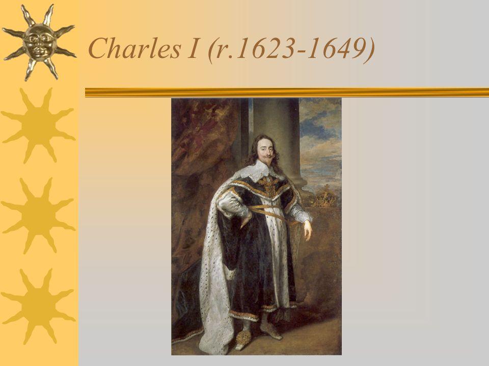 Charles I (r.1623-1649)