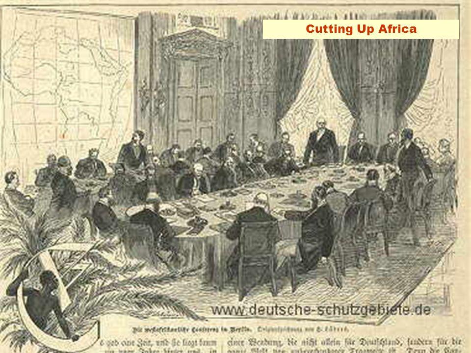 Cutting Up Africa
