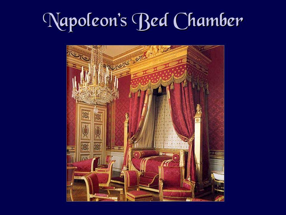 Napoleons Bed Chamber