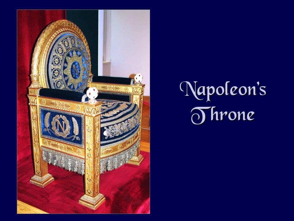 Napoleons Throne