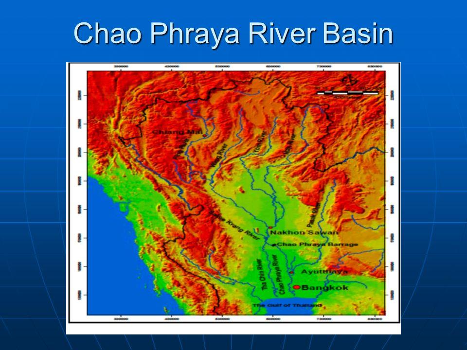 Chao Phraya River Basin